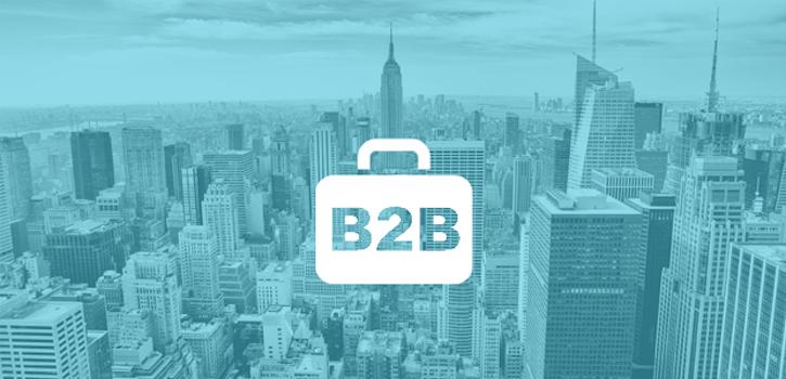 طراحی وب سایت b2b