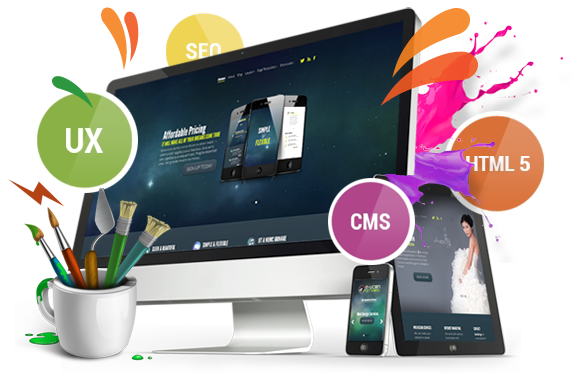 طراحی انواع سایت های اداری و سامانه های نهاد اینترنتی